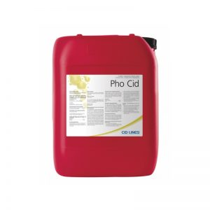 acid cleaner for descaling for tubes and tanks removal of calcium and iron deposits alternate with DM Cid