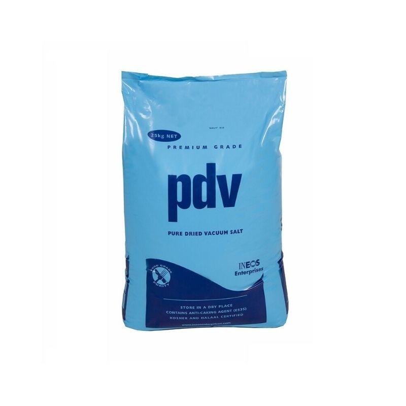 Powdered Vaccum Salt